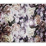 murando Fotomurales Flores 300x210 cm XXL Papel pintado tejido no tejido Decoración de Pared decorativos Murales moderna Diseno Fotográfico Plantas Motivo Naturaleza Colorido b-C-0823-a-a