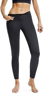 Pantalones Sauna Reductora Adelgazante Deportivos Mujer Yoga de Alta Cintura para Fitness