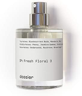 Dossier | Fresh Floral 3 Womens Perfume | Inspired By Acqua Di Gioia Fragrance