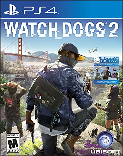 Watch Dogs 2 - PlayStation 4 - PlayStation 4
