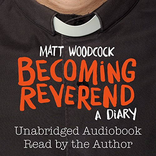 Becoming Reverend audiobook cover art
