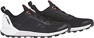 adidas outdoor Terrex Agravic Speed Trail Running Shoe - Women's Black/Black/Black, 8