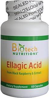 Sponsored Ad - Biotech Nutritions Ellagic Acid Capsules, 60 Count