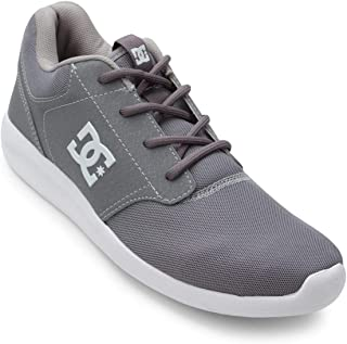 Tênis Dc Shoes Midway Masculino - Cinza+branco - 41