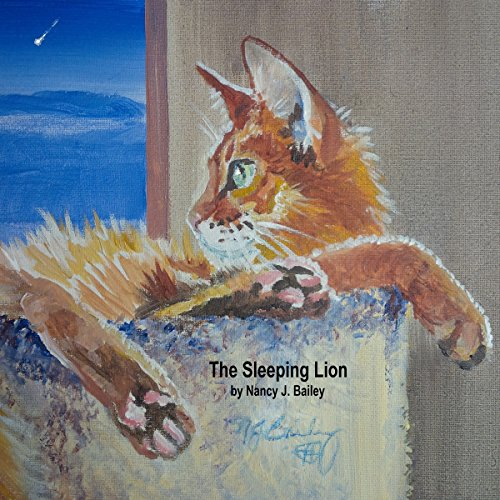 The Sleeping Lion audiobook cover art