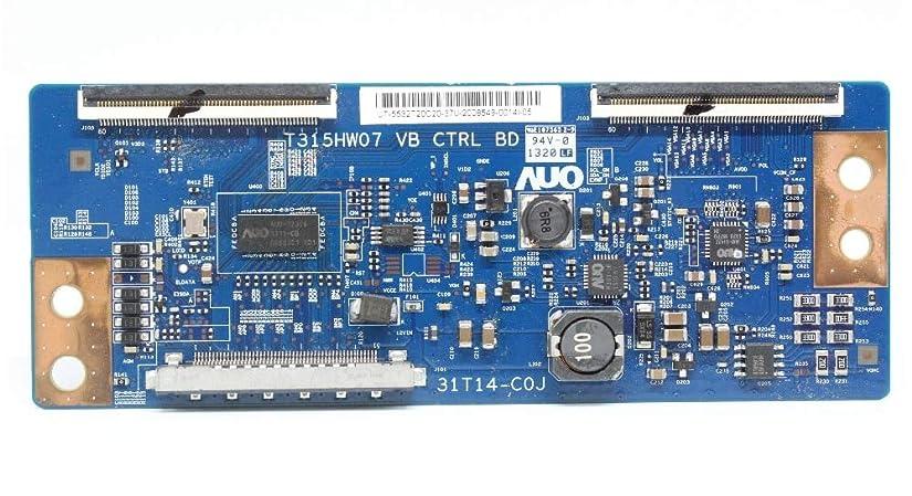 不純明示的に暴露するWillBest T315HW07 VB CTRL BD 31T14-C0J LE42B70 Logic board 42inch