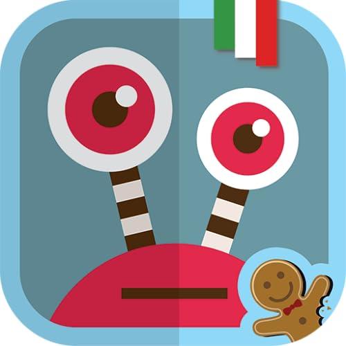 ABC Alfabots - Alfabeto italiano dei robot per bambini: impara a pronunciare le lettere.