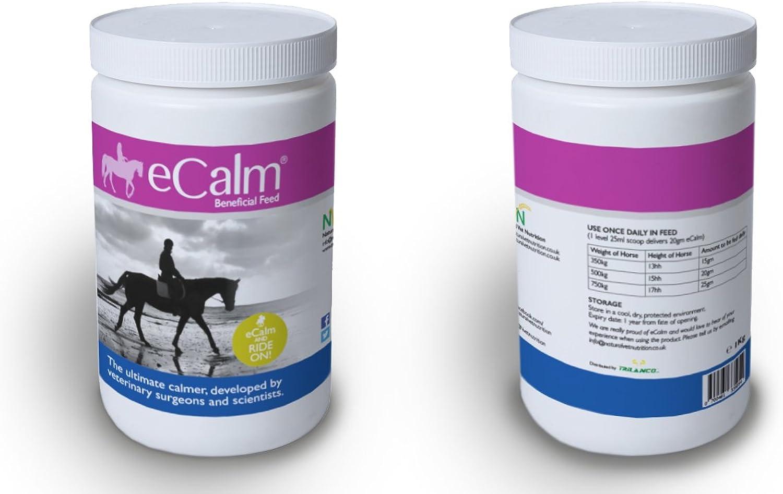 Natural Vet Nutrition Unisex's Ecalm, Clear, Regular