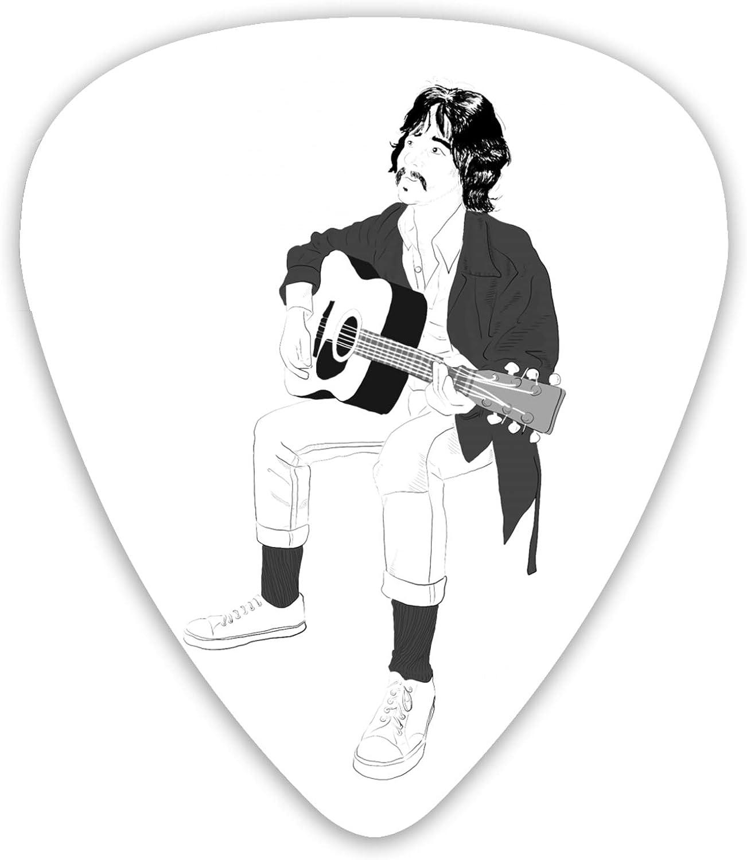 John Prine Guitar Picks 12 Plectrum - Sales for sale Elegant Packs Variety