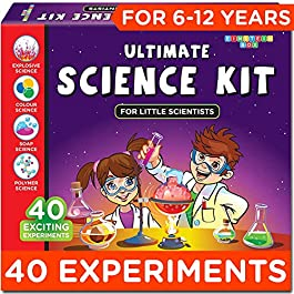 Best Science Project Kits For 6-12 Year Kids In India