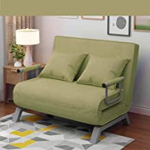 Sofa Chair Armchair Convertible Chair Folding Sofa Bed Thick Sponge Recliner Lazy Sofa Bed Living Room Office Leisure Chai...