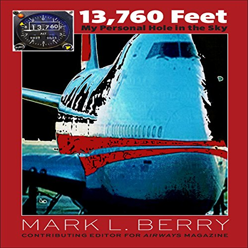 13,760 Feet audiobook cover art