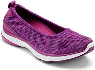 Women's Flex Aviva Slip On Sneakers – Ladies Casual Flats with Concealed Orthotic Support