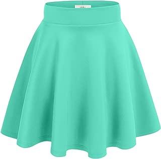 Womens Skater Skirt, A Line Flared Skirt Reg & Plus Size Skater Skirts USA