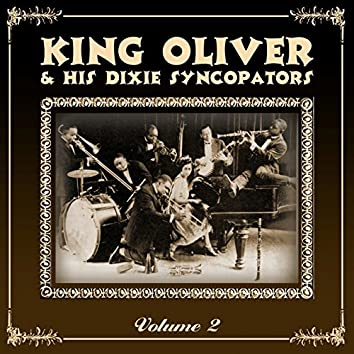 King Oliver's Dixie Syncopators, Vol. 2