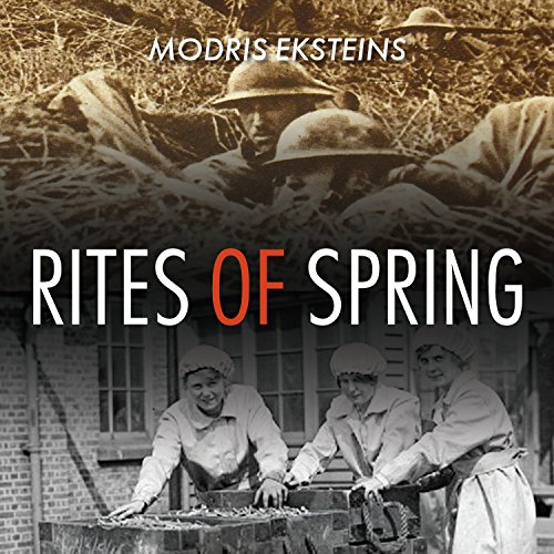 Rites of Spring audiobook cover art