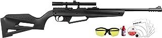 Umarex NXG APX Multi-Pump Pneumatic Youth .177 Caliber Pellet or BB Gun Air Rifle - Includes 4x15mm Scope