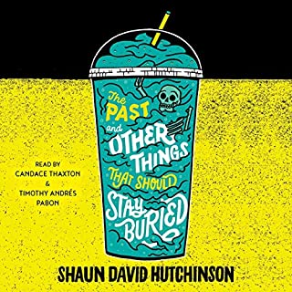 The Past and Other Things That Should Stay Buried audiobook cover art