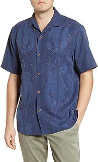 Tahitian Border Classic Fit Silk Shirt