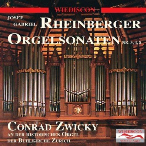 Rheinberger : Sonata 3 G major, op.88, Intermezzo. Andante con moto