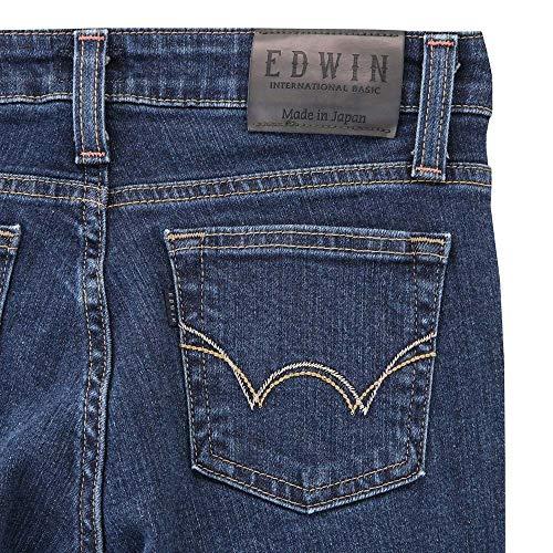 EDWINエドウィンデニムジーパンレディースMISSEDWININBインタベジーンズストレートME423-146SW:31インチ(69)