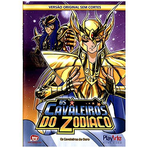 Os Cavaleiros Do Zodíaco - Volume 12
