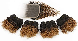 Best short curly ombre Reviews