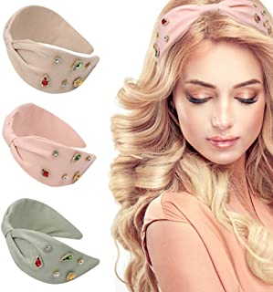 Bejeweled Headbands For Women