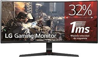 LG 34GL750-B - Monitor Gaming Curvo UltraWide WFHD de 86.7 cm (34