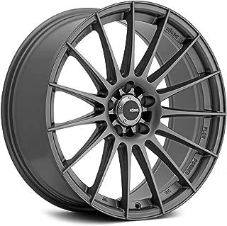 Konig 48MG RENNFORM GREY Wheel with Matte (0 x 8. inches /5 x 114 mm, 45 mm Offset)