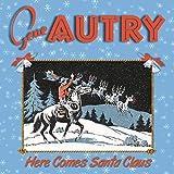 Songtexte von Gene Autry - Here Comes Santa Claus