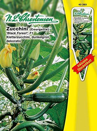 N.L. Chrestensen 40393 Zucchini Black Forest F1 (Zucchinisamen)