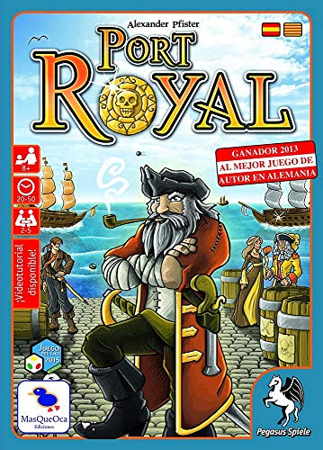 conseguir juego de mesa Port Royal online