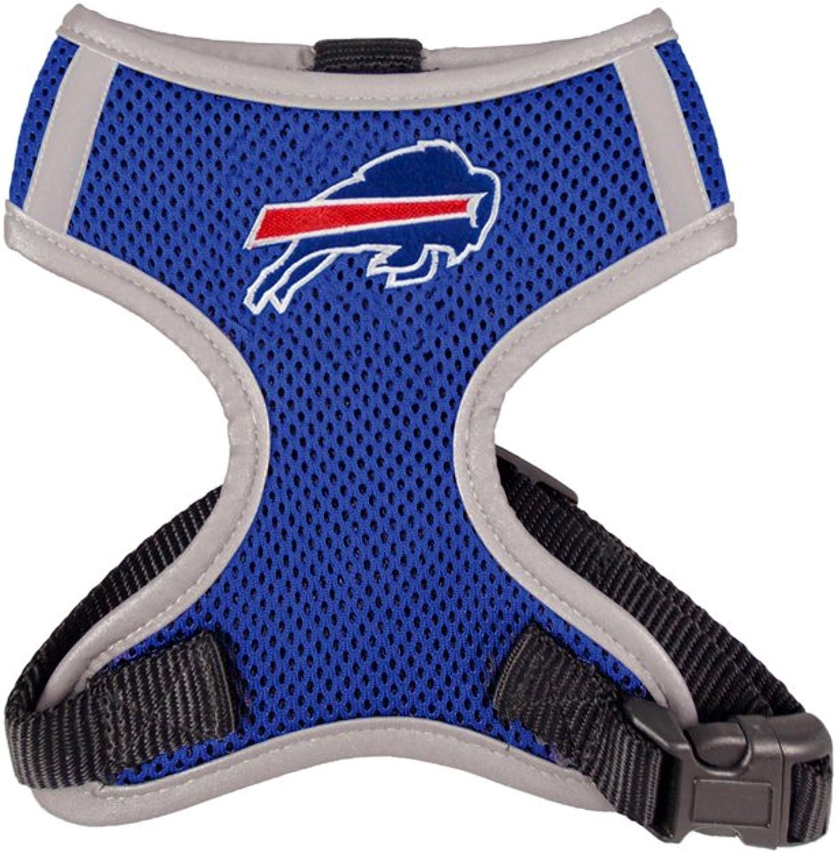 Hip Doggie NFL Team Bills Harness Vest, XXLarge