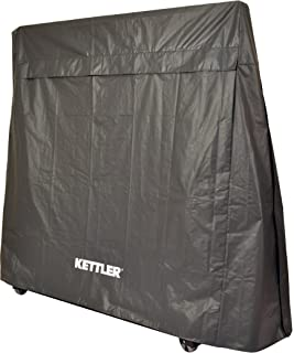KETTLER Funda para Mesa de Ping Pong, Resistente a la Intemperie, Interior/Exterior