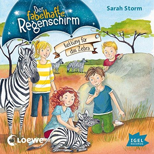 Rettung für das Zebra audiobook cover art