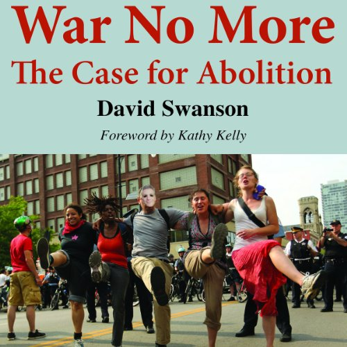 War No More audiobook cover art