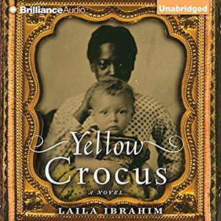 Yellow Crocus audiobook cover art