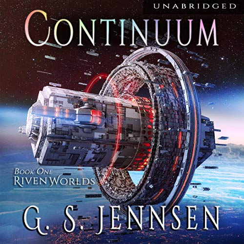 Continuum audiobook cover art