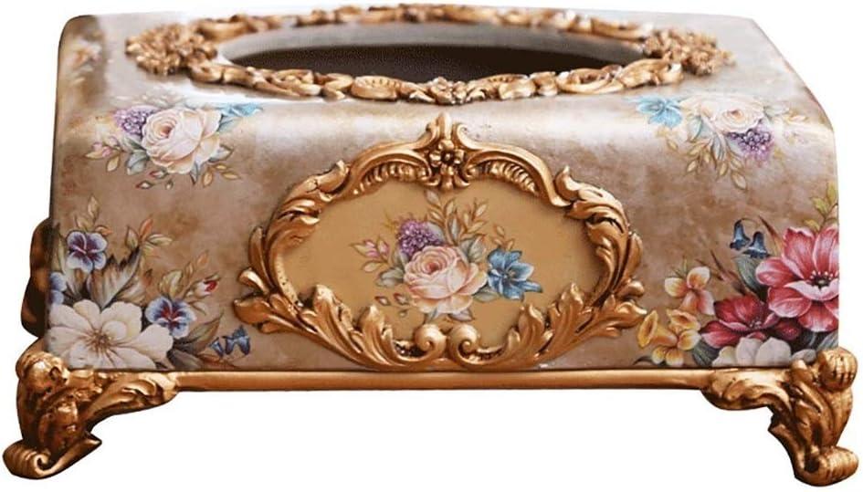 HEMFV Max Spring new work 58% OFF Facial Tissue Box Cover Rectangular Decorative