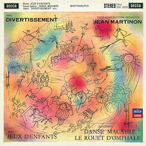 Paris Conservatoire Orchestra & Jean Martinon