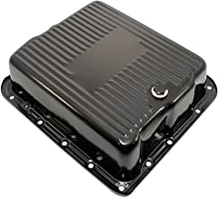 Assault Racing Products A9712BK GM 700R4 4L60E Black Automatic Transmission Pan Extra Capacity