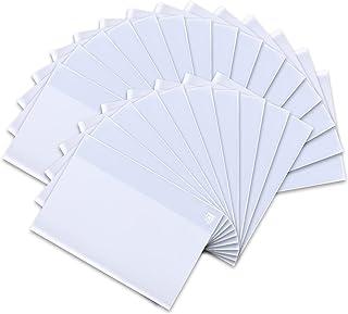 ELBA 100420072 niethoezen 25 stuks schriftomslag, voor DIN A4 A4 kleurloos