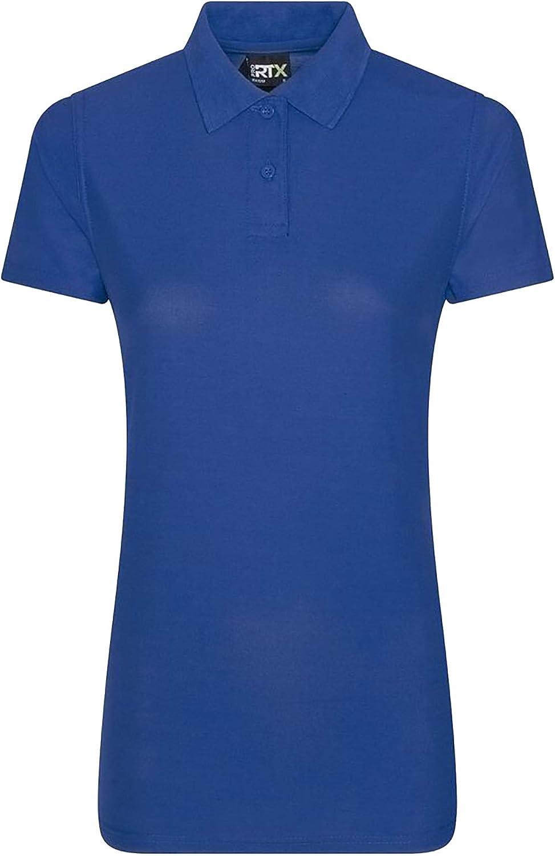 PRO RTX Womens/Ladies Pro Polyester Polo Shirt