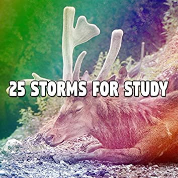25 Storms For Study
