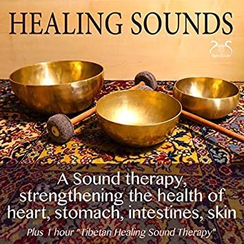 Healing Sounds - Sound Therapy, Strengthening the Health of Heart, Stomach, Intestines, Skin