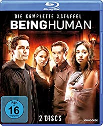 Being Human Staffel 3 auf DVD und Blue Ray