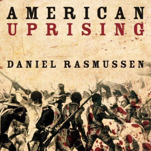 American Uprising audiobook cover art