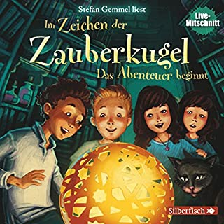 Das Abenteuer beginnt     Im Zeichen der Zauberkugel 1              By:                                                                                                                                 Stefan Gemmel                               Narrated by:                                                                                                                                 Stefan Gemmel                      Length: 1 hr and 8 mins     Not rated yet     Overall 0.0