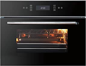 Horno ELECTRICO A Vapor INFINITON (40/70L, Eléctrico, Integrado, Display LED) (Negro, 45CM)
